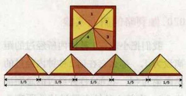 怎么画立体三角形_立体正方形素描图片,素描正 .